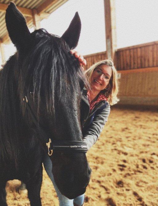 Westernreiten lernen mit Verena Hoetter