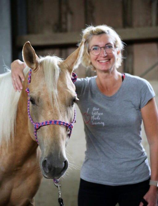 Pferdetraining mit Verena Hoetter